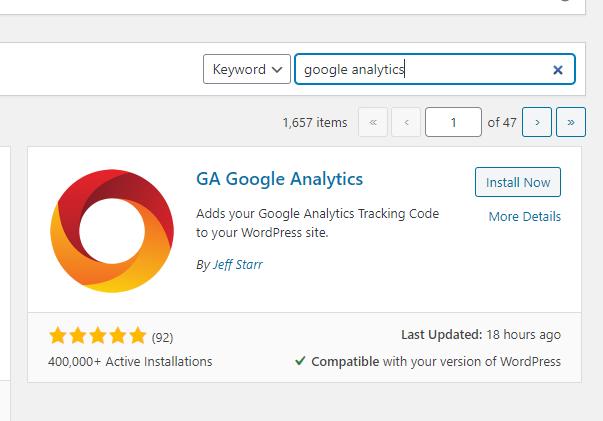 google-analytics-plugin