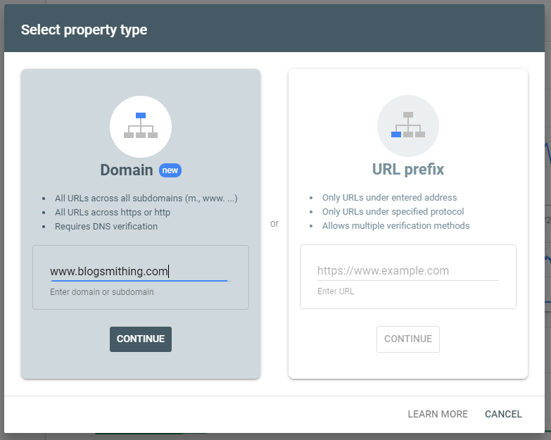 search-console-property-type
