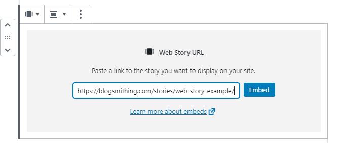 web-story-gutenberg