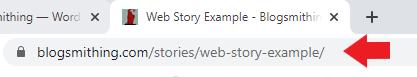web-story-link